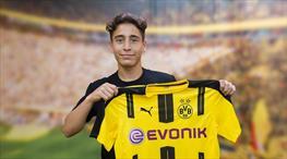 Emre Mor Borussia Dortmund'a imza attı!..