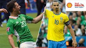 Sizce İrlanda - İsveç maçında en yüksek performansı kim sergiledi?