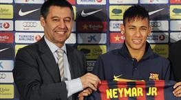 Barcelona'dan 5.5 milyon Euro'luk Neymar teklifi!