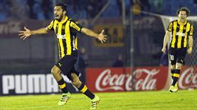 Uruguay galibiyetle veda etti