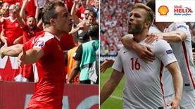 İsviçre - Polonya maçında en yüksek performansı kim sergiledi?