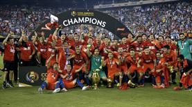 Messi'nin hasreti bitmedi! Copa Amerika'da şampiyon Şili (ÖZET)