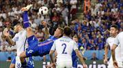 Yok artık! İzlanda tarihinin en güzel golü geliyordu!