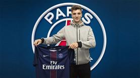 Meunier Paris Saint-Germain'de!..