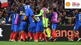 Almanya-Fransa maçında en yüksek performansı kim gösterdi?