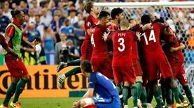 İşte Portekiz - Fransa maçının özeti...