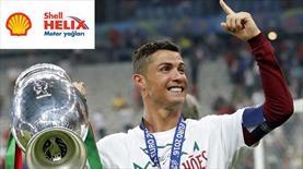 EURO 2016'nın en iyi performans gösteren oyuncusu Ronaldo!