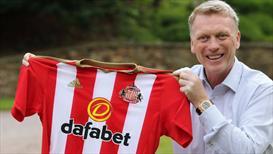 Sunderland'de David Moyes dönemi!