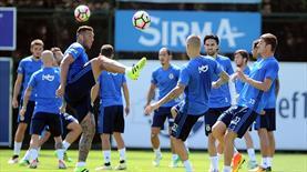 Fenerbahçe'de Monaco mesaisi