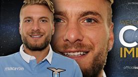 Lazio, Immobile'yi transfer etti