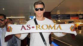 Szczesny Arsenal'e dönmedi
