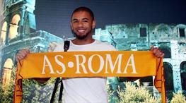 Bruno Peres, Roma'da