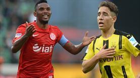 Antalyaspor'dan flaş Emre Mor ve Eto'o açıklaması!..