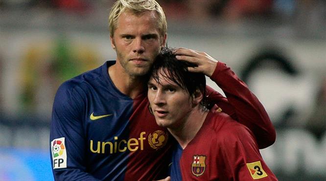Messi fırtınası o sezon başlamıştı...