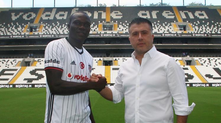 Aboubakar resmen Beşiktaş'ta! İşte maliyeti...