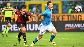 Genoa: 0 - Napoli:0 (ÖZET)