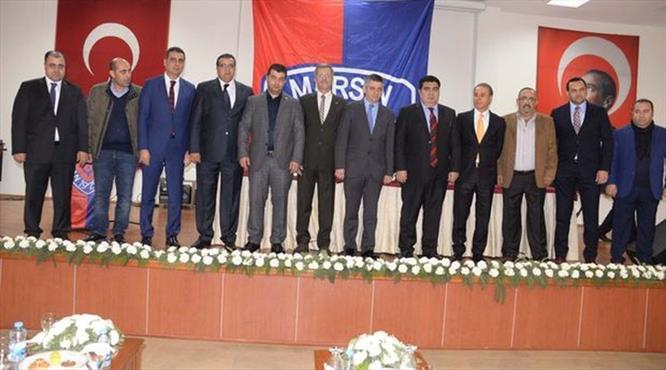 Mersin'de kongre ertelendi