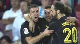 1 dakikada Barcelona'yı şoka soktu!
