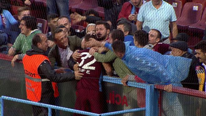 Yusuf attı Trabzon 3 maç sonra kazandı!