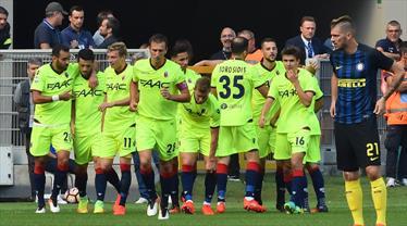 Inter Giuseppe Meazza'da tekledi (ÖZET)