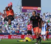 Nani'den İspanya'da ilk takla! (ÖZET)