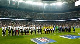 Vodafone Arena'da tarihi gece