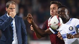 Inter'e Avrupa'da bir şok daha!