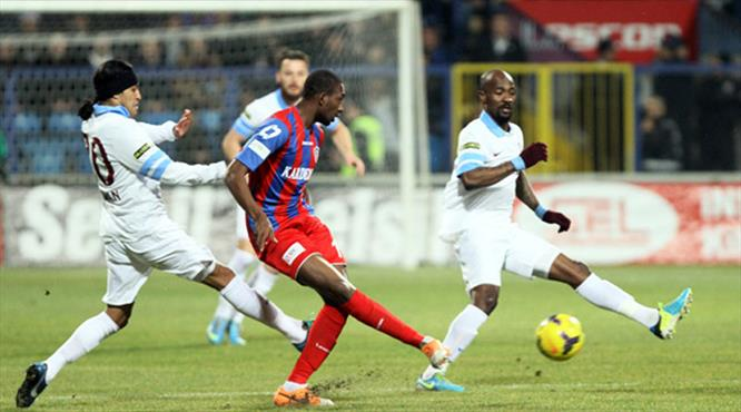 Trabzonspor ile Karabük 17. kez