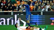 Valencia ayağa kalkamıyor! (ÖZET)