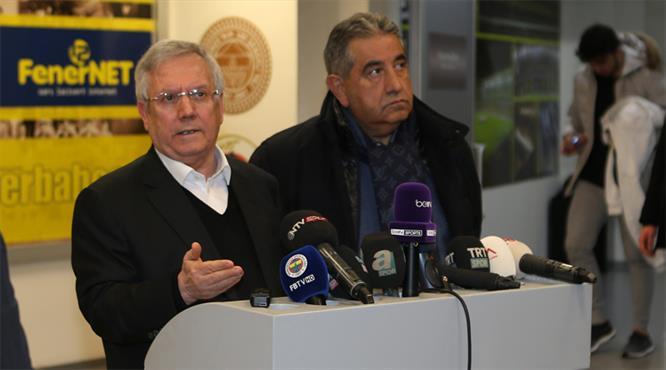 PFDK'dan Fenerbahçe ve Aziz Yıldırım'a ceza