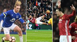 Premier Lig'de haftanın en güzel golü hangisi?