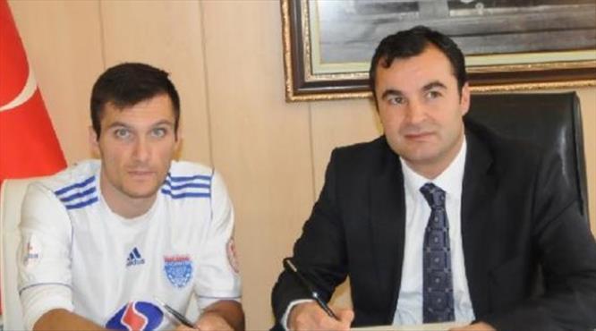 Nenad Marinkovic'la yollar ayrıldı