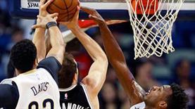 Brooklyn Nets'ten 143 sayı (ÖZET)