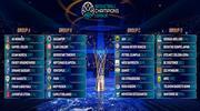 Şampiyonlar Ligi'nde 4 Türk takımı