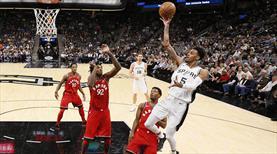 Wizards ve Spurs yenilgisiz devam
