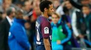Neymar'a ceza