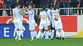 Evkur Yeni Malatyaspor - Medipol Başakşehir: 0-2 (ÖZET)