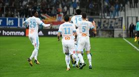 Marsilya Caen'e patladı: 5-0 (ÖZET)