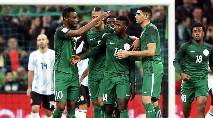 Tangoyu Nijerya yaptı