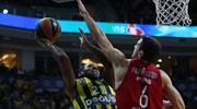 Fenerbahçe Doğuş uzatmalarda yıkıldı (ÖZET)
