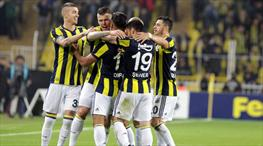 İşte Fenerbahçe - Demir Grup Sivasspor özeti
