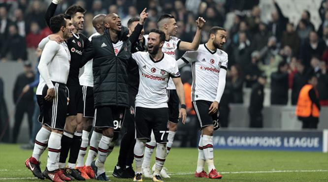 Avrupa'da moda Beşiktaş! Rekorları alt üst etti!
