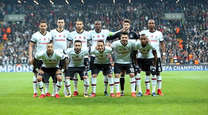 Beşiktaş'ın rakipleri belli oluyor! İşte kesinleşen takımlar...