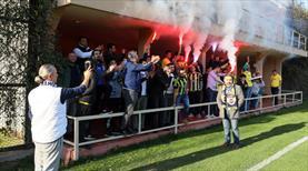 Fenerbahçe'ye taraftar desteği