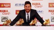 Messi koleksiyonuna 4. parçayı da ekledi