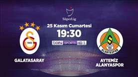 Galatasaray-Aytemiz Alanyaspor