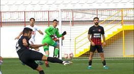 Haftanın golü TFF 1.Lig'den! Orta sahadan müthiş vurdu