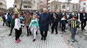 Aziz Yıldırım Çerkezköy'de