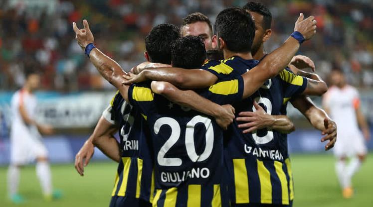 Fenerbahçe Bursa deplasmanında