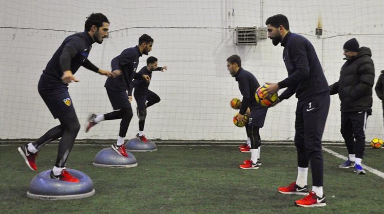 Kayseri'de Beşiktaş mesaisi